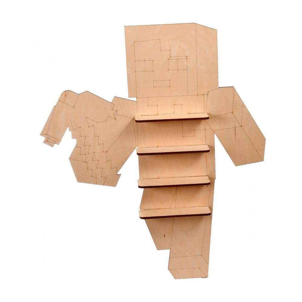 PÓŁKA drewniana dla dziecka...