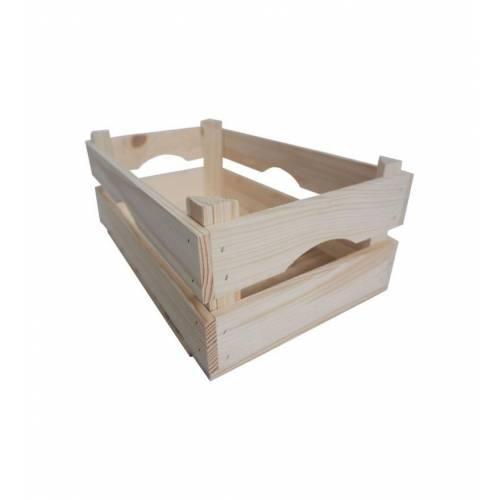 Jarzyniarka z drewna