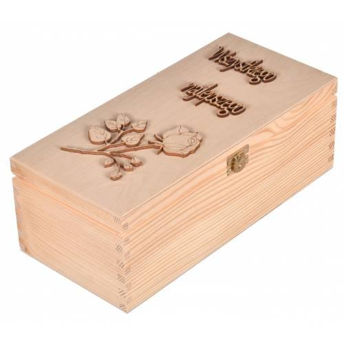 Pudełko na 1l Jack Daniels