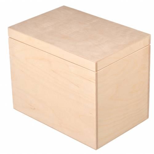 Drewniane pudełko 29,5x20x23cm
