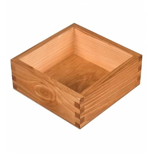 Drewniana podstawka na...