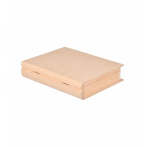Pudełko księga 21,5x17x4,8cm