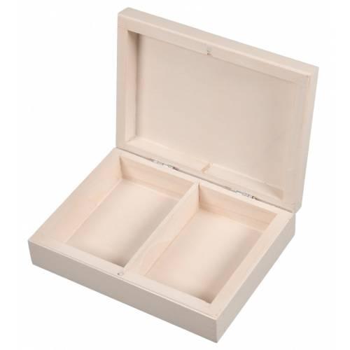 Pudełko na obrączki BIAŁE
