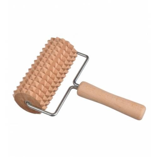 Masażer drewniany roller antycellulitowy