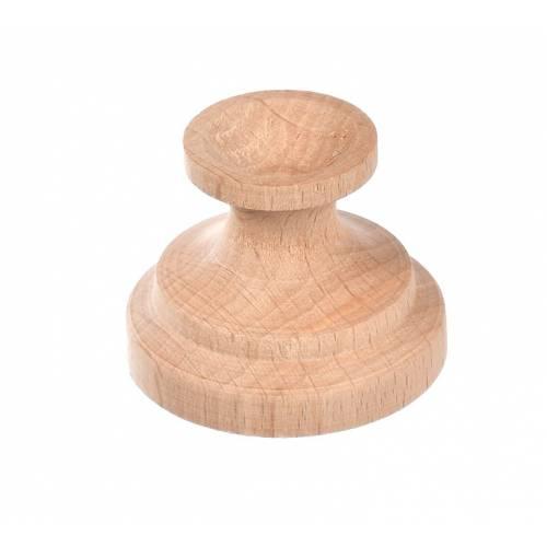 Podstawka pod jajko drewniana