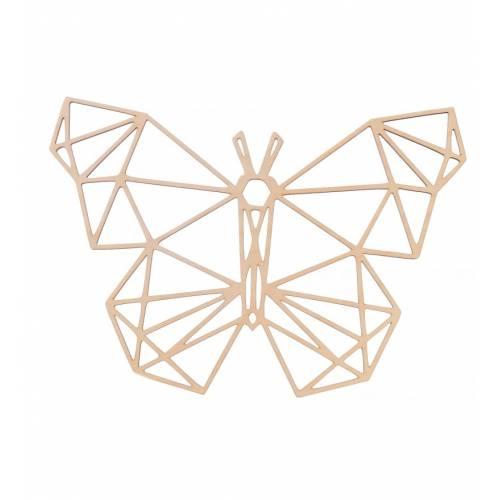Motyl Geometryczny Ażurowy 30cm