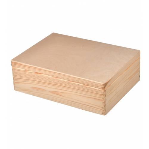 Drewniane pudełko do...