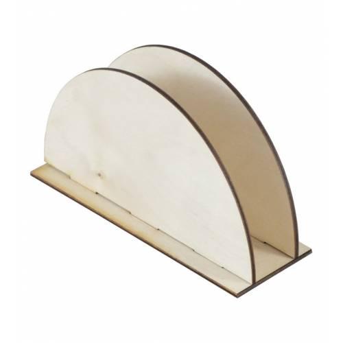 Serwetnik na stół drewniany standardowy