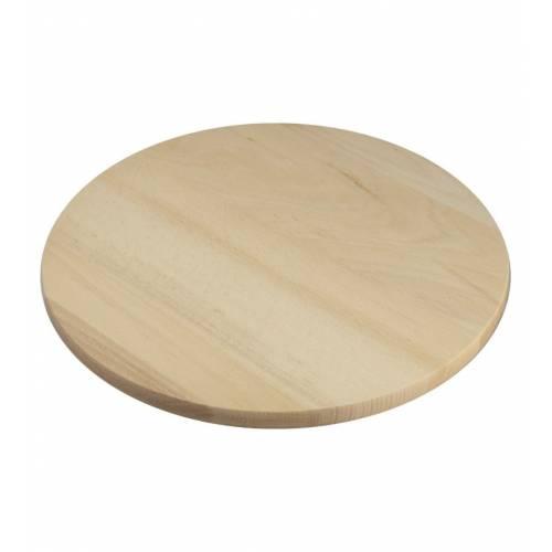 Obrotowa deska drewniana eko 35cm