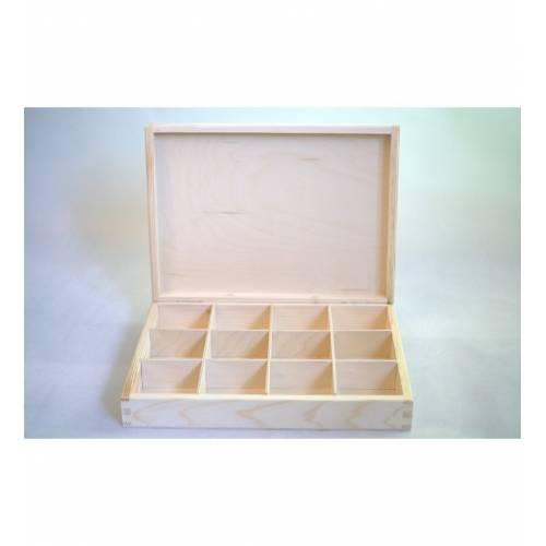 Drewniane pudełko sorter...