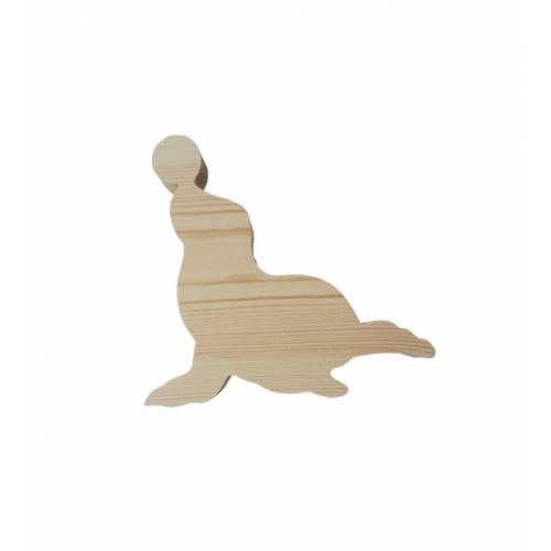 Drewniany szablon FOKA figurka do DECOUPAGE